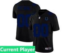 Mens Nfl Indianapolis Colts Current Player 2021 Black 3th Vapor Untouchable Limited Nike Jersey