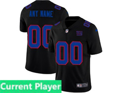 Mens Nfl New York Giants Current Player 2021 Black 3th Vapor Untouchable Limited Nike Jersey