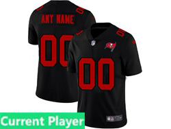 Mens Nfl Tampa Bay Buccaneers Current Player 2021 Black 3th Vapor Untouchable Limited Nike Jersey