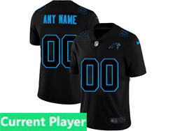 Mens Nfl Carolina Panthers Current Player 2021 Black 3th Vapor Untouchable Limited Nike Jersey