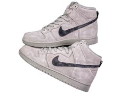 Mens Nike Dunk Sb Zoom Air High Running Shoes One Color