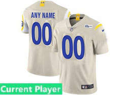 Mens Women Youth Nfl Los Angeles Rams 2020 White Current Player Vapor Untouchable Limited Jersey