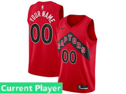 Mens Womens Youth 2021 Nba Toronto Raptors Current Player Red Icon Edition Nike Swingman Jersey
