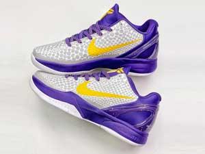 Men Nike Zoom Kobe 6 Basketball Erica Var Shoes