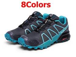 Mens Salomon Speed Cross 4 Running Shoes 8 Colors