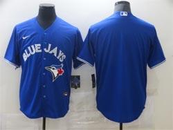 Mens Mlb Toronto Blue Jays Blank Blue Cool Base Nike Jersey