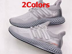 Mens Adidas Alphaedge 4d Low Running Shoes 2 Colors