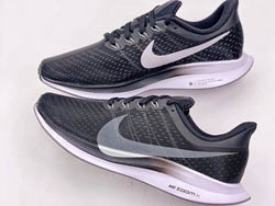 Mens Nike Zoom Pegasus 35 Turbo Low Running Shoes One Color
