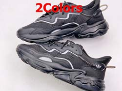 Mens And Women Adidas Ozweego Running Shoes 2 Colors